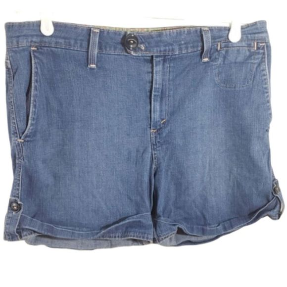 Levi's Pants - Levi's Tab Twills Denim Shorts Size 12